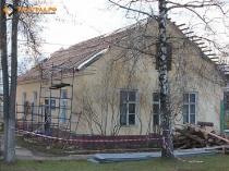 ОАО «Газстройдеталь» устройство кровли здания транспортного цеха.