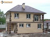 Строительство загородного дома от фундамента до внутренней отделки