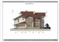 Разработка рабочего проекта дома