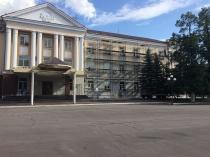 Ремонт фасада здания администрации ПАО «Тулачермет»